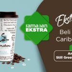 Voucher Caribou Coffee di Tokopedia